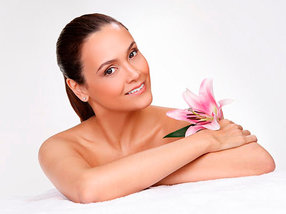Eliminación de arrugas, marcas y manchas